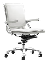 Load image into Gallery viewer, Office Chair White