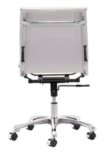 Load image into Gallery viewer, Armless Office Chair White