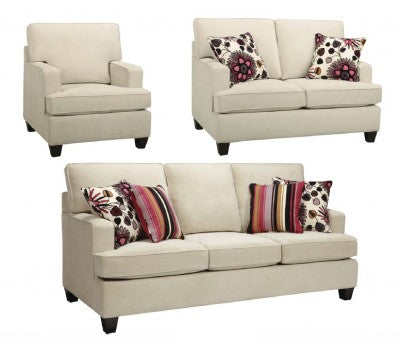 Moras Mosse 3Pc Sofa Set 🇨🇦