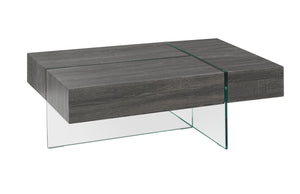 Coffee Table w/ Storage - Grey