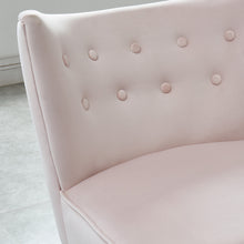 Load image into Gallery viewer, Elle - Accent Chair - Blush
