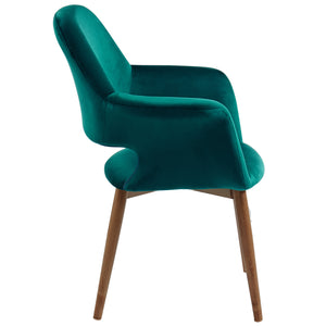 Miranda - Accent Chair - Green