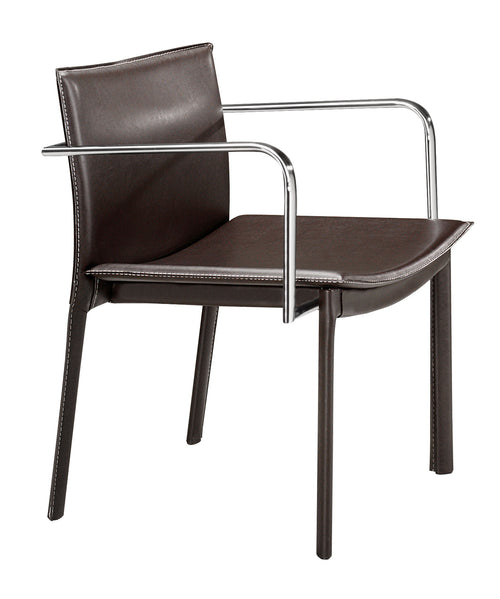 Conference Chair Espresso (Set of 2)