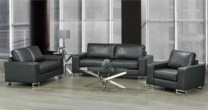 Keenan Sofa Series - Charcoal 🇨🇦