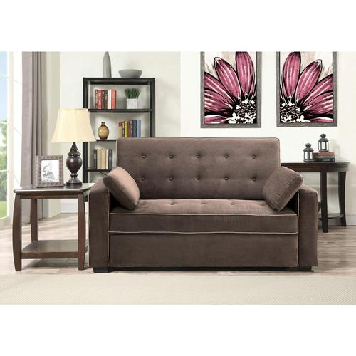 Ash Sofa Bed - Brown