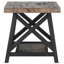 Load image into Gallery viewer, Langport - Accent Table - Rustic Oak