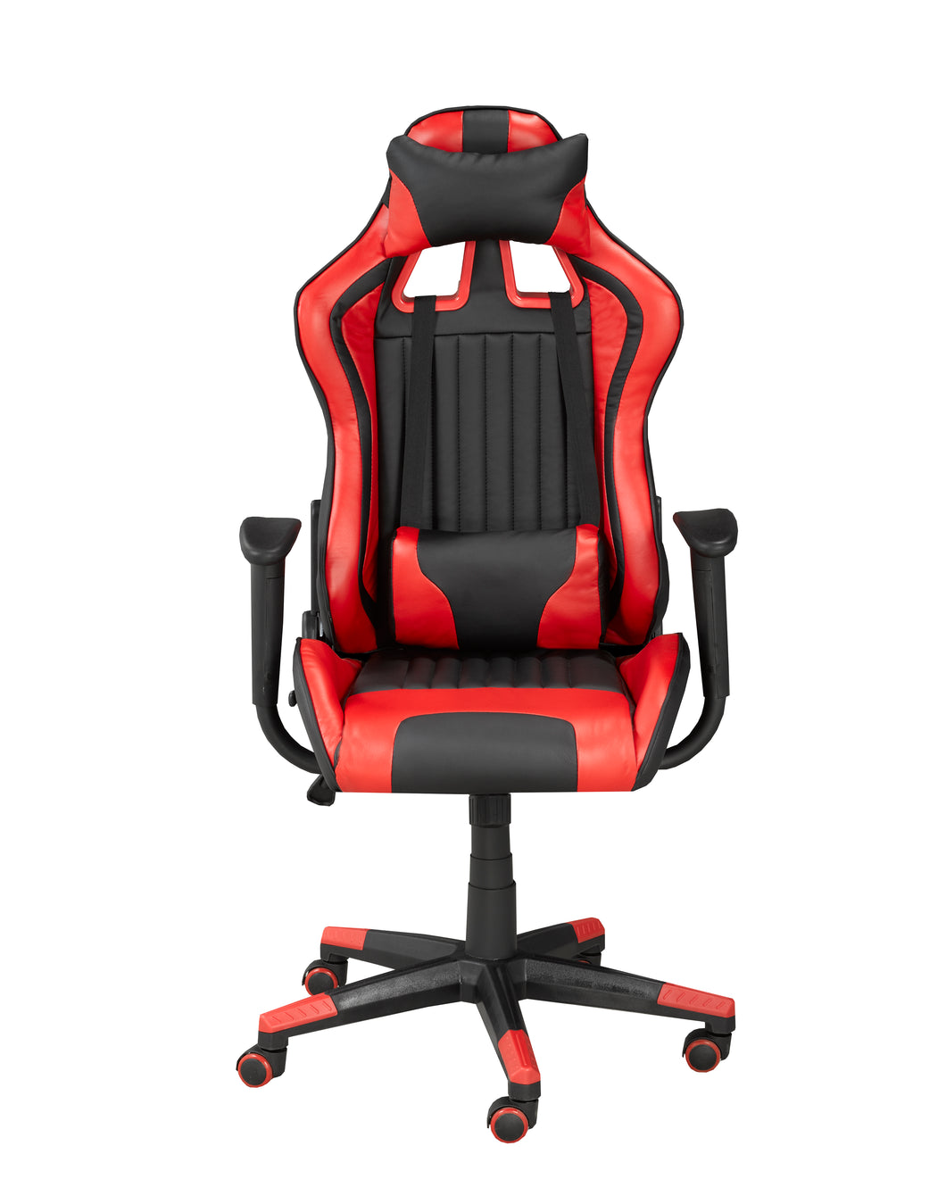 Avion Gaming Chair w/ Tilt - Red | Candace and Basil Furniture