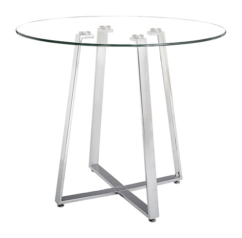 Counter Table Chrome