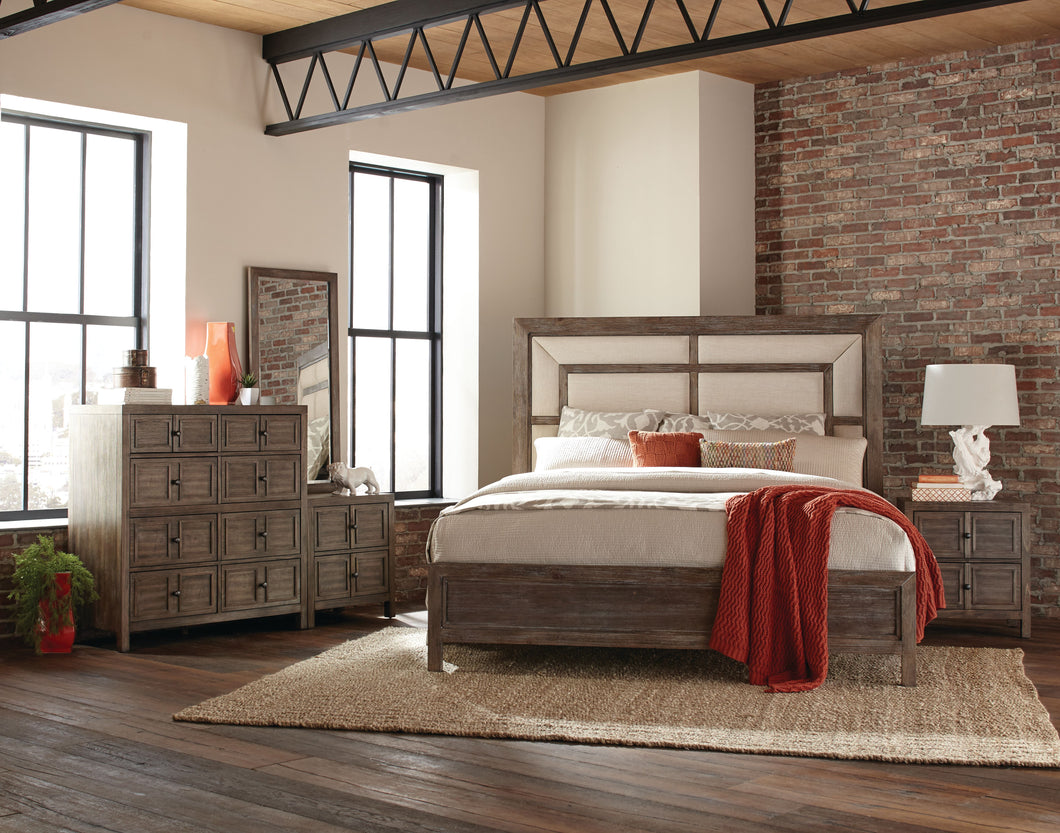 Aspen Queen Bedroom Series