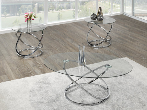 Clarissa 3PC Coffee Table Set | Candace and Basil Furniture
