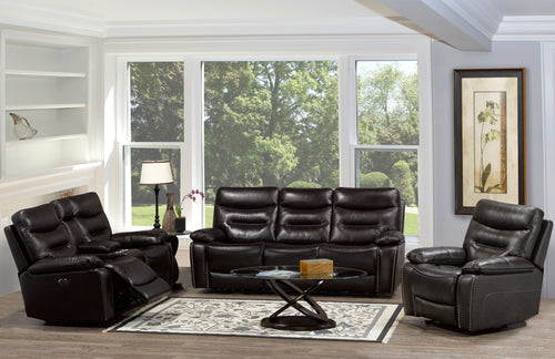 Allison Power Recliner Series - Genuine Leather | Candace and Basil Furniture