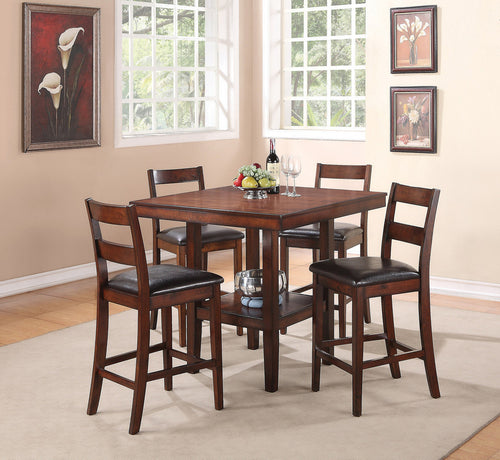 Cora 5pc Pub Set | Candace and Basil Furniture