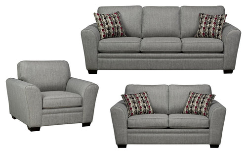Sorrento Sofa Series - Grey 🇨🇦