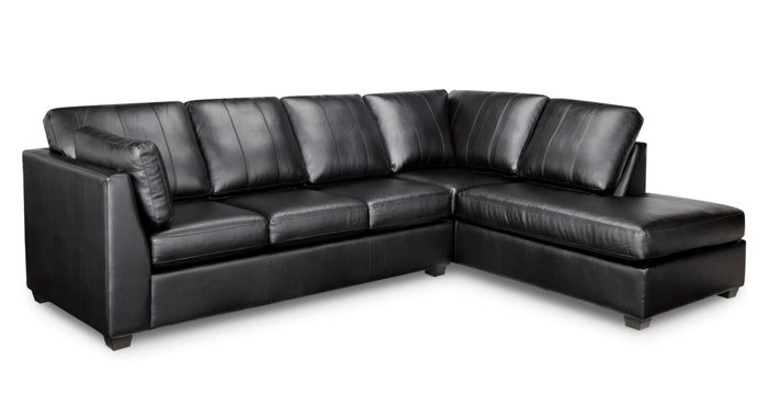 Stanley RHF Sectional - Black 🇨🇦