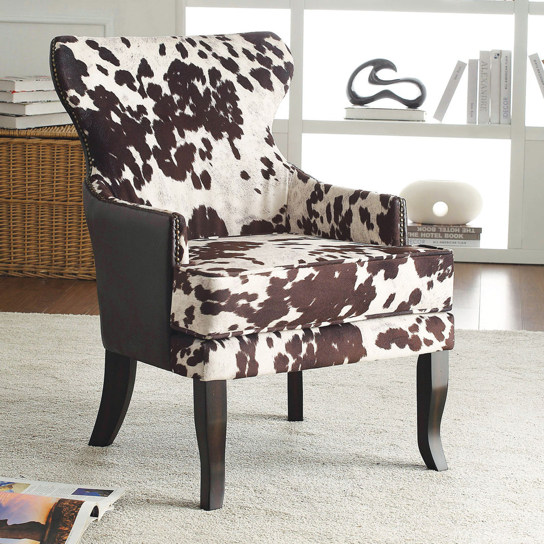 Accent Chair - Brown