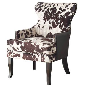 Candace & Basil Furniture |  Accent Chair - Brown