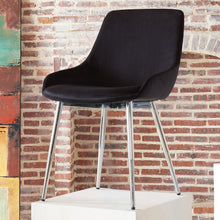 Load image into Gallery viewer, Side Chair - Black (Set Of 2)