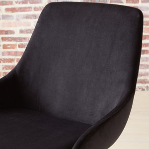 Side Chair - Black (Set Of 2)