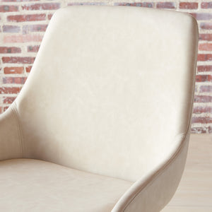 Side Chair - Ivory (Set Of 2)