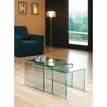 Load image into Gallery viewer, Cardinal Nesting Tables (Set of 3)