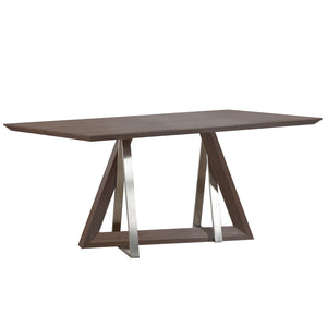 Candace & Basil Furniture |  Dining Table - Walnut