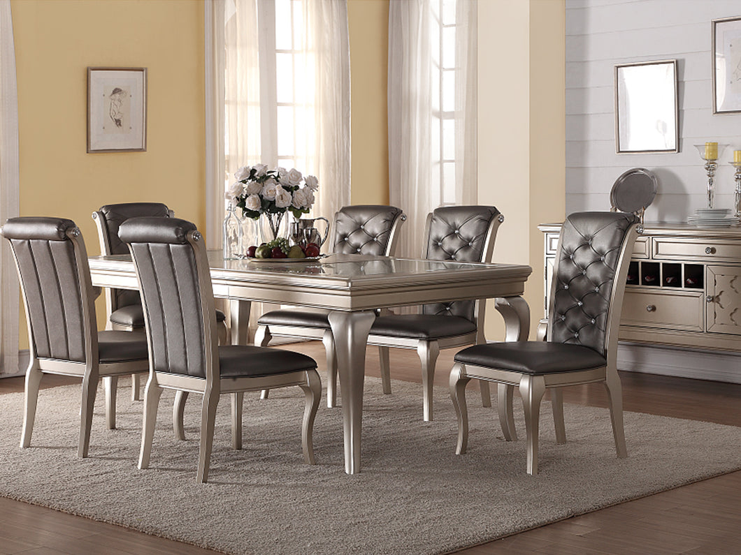 Elsa Dining Series - Silver