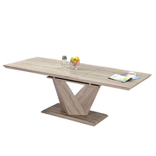 Candace & Basil Furniture |  Dining Table - Washed Oak