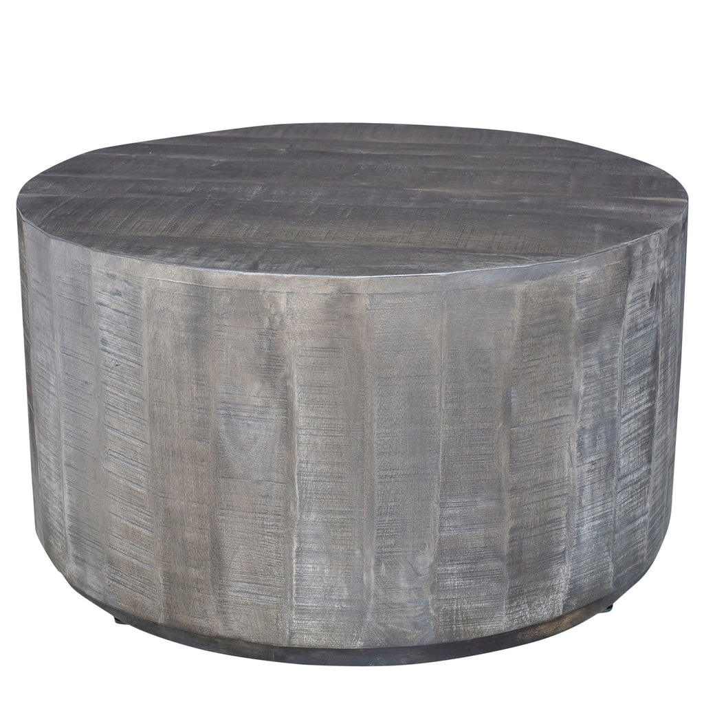 Candace & Basil Furniture |  Coffee Table - Distressed Grey