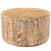 Load image into Gallery viewer, Candace & Basil Furniture |  Coffee Table - Distressed Natural
