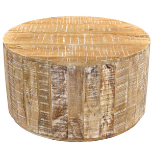 Coffee Table - Distressed Natural