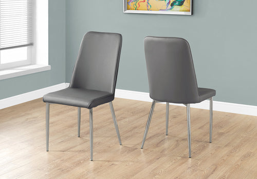 Candace & Basil Dining Chair - 2PC Set / 37