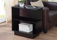 "Load image into Gallery viewer, Accent Table - 24""H / Cappuccino"