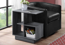 "Load image into Gallery viewer, Accent Table - 24""H / Grey"