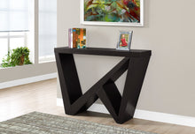 "Load image into Gallery viewer, Candace & Basil Console Table - 48""L / Cappuccino Hall Console"
