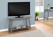 "Load image into Gallery viewer, Candace & Basil TV Stand - 42""L / Grey"
