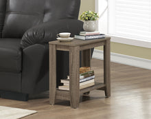 Load image into Gallery viewer, Candace & Basil Accent Table - Dark Taupe