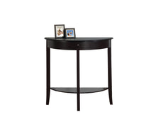 Load image into Gallery viewer, Contemporary Console Table - Dark Cherry
