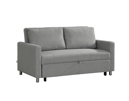 Inca Sofa Bed (Double/Queen) - Light Grey
