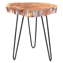 Load image into Gallery viewer, Candace & Basil Furniture |  Accent Table - Natural