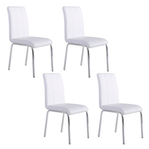 Side Chair - White (Set Of 4)