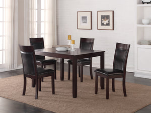 Nellie Dining Chair (Set of 2) - Espresso