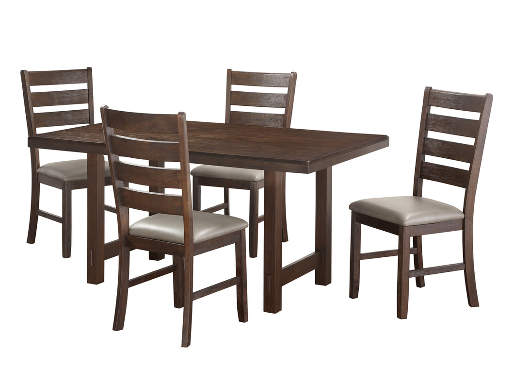 Grayson Dining Chairs (Set of 2) - Espresso
