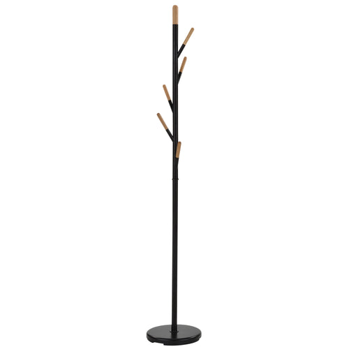 Candace & Basil Furniture |  Coat Rack - Black