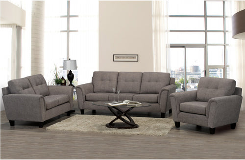 Arden Sofa Series - Grey 🇨🇦