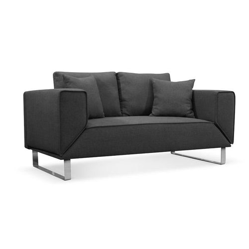Carta Sofa Bed - Dark Grey