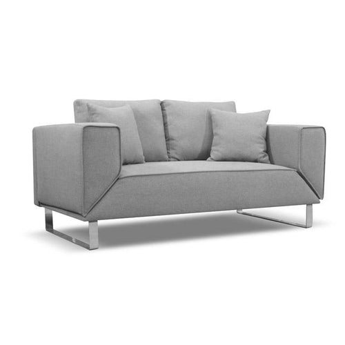 Carta Sofa Bed - Light Grey