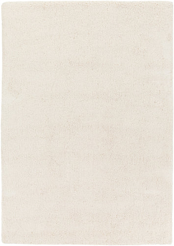 Plush 5' x 7' Area Rug, Neutral