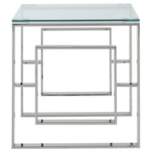 Load image into Gallery viewer, Eros Accent Table - Silver