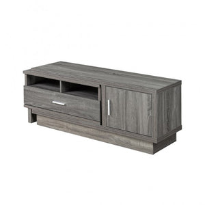 "48"" - 70"" Expandable TV Stand - Dark Grey 