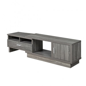 "48"" - 70"" Expandable TV Stand - Dark Grey"